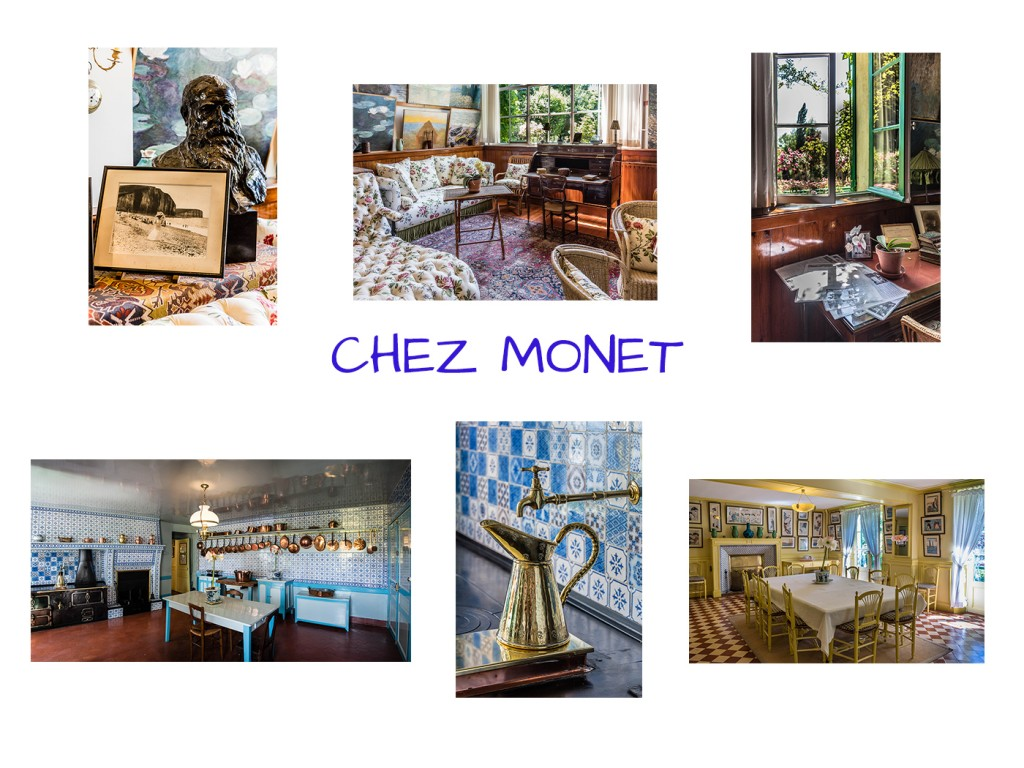 "Highly Commended - Chez Monet by Roy Kenniston. Judges Comments "" Excellent lighting, composition and camera angle in a number of shots"""